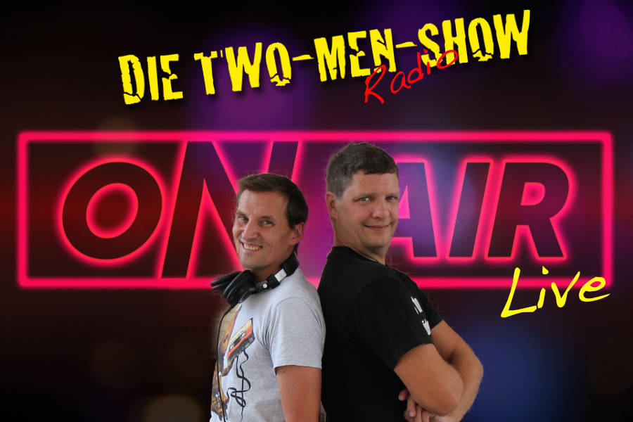 Die TWO-MEN-Radio-SHOW